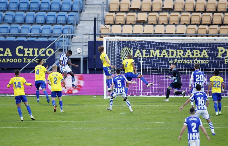 Cadiz face Valladolid in their final fixture of 2020