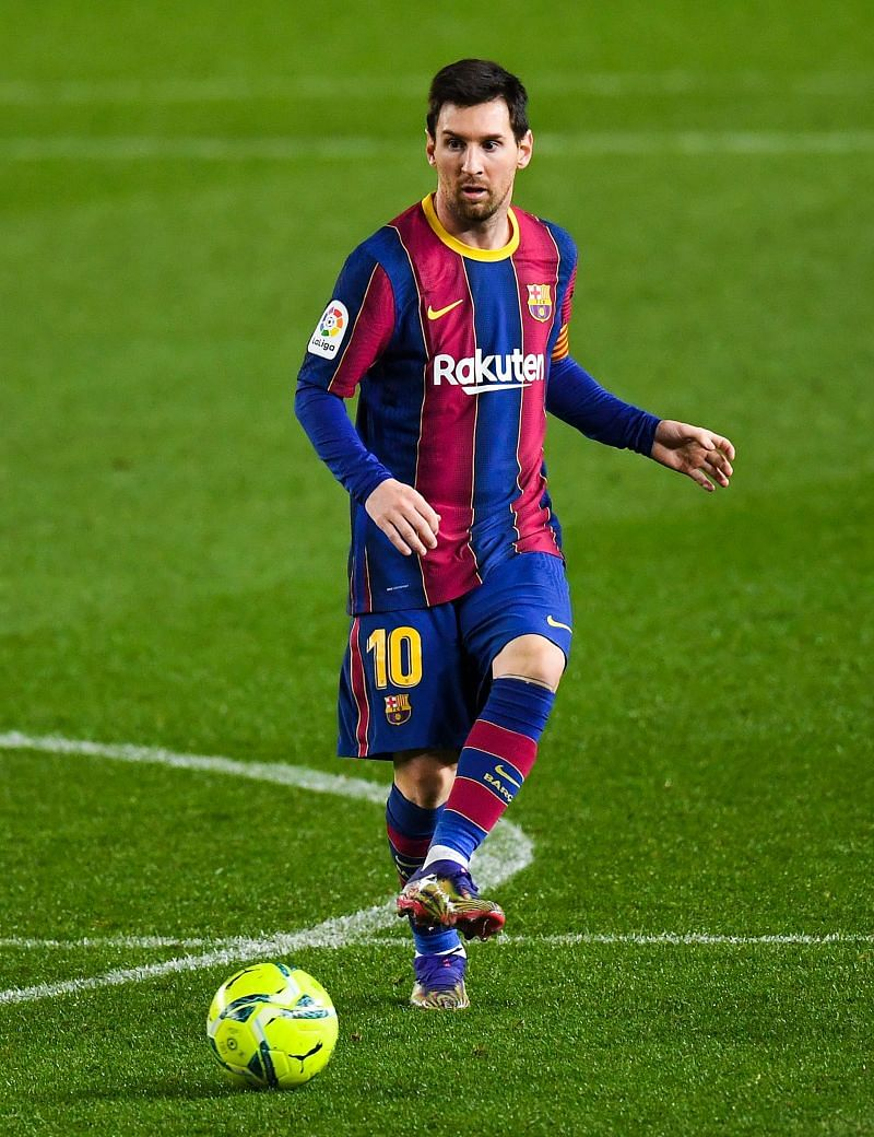 Lionel Messi is unlikely to stay at Barcelona beyond this season.