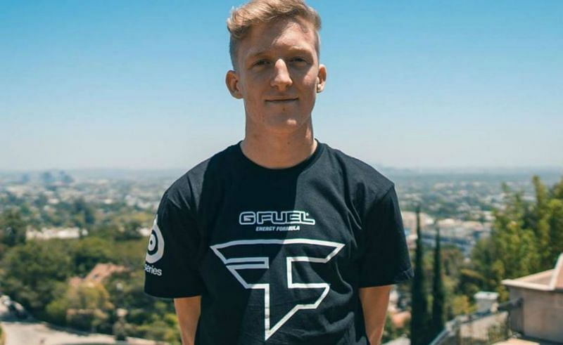 Tfue was recently swatted during a live stream on Twitch (Image via FaZe Clan)