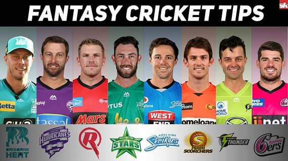 BBL SuperCoach Round 4 Tips