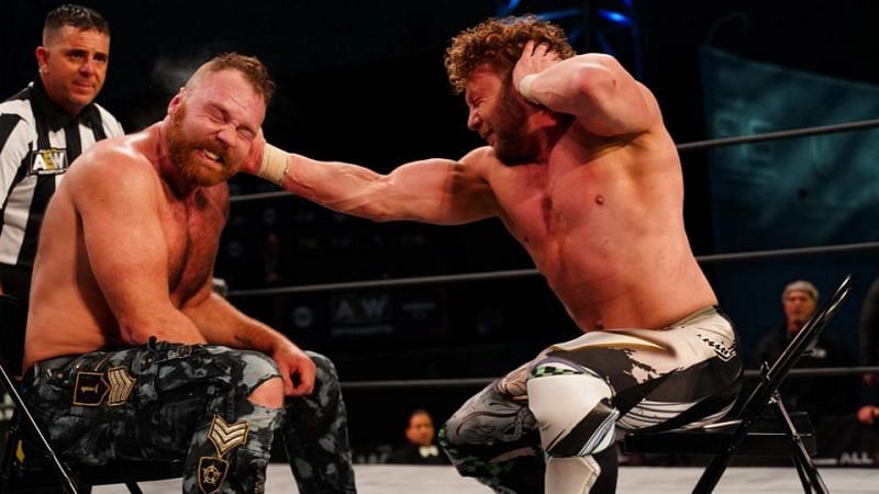 Jon Moxley and Kenny Omega were among the very best that AEW had to offer in 2020.