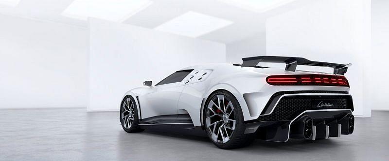 Bugatti Centodieci - Image courtesy - Bugatti.com