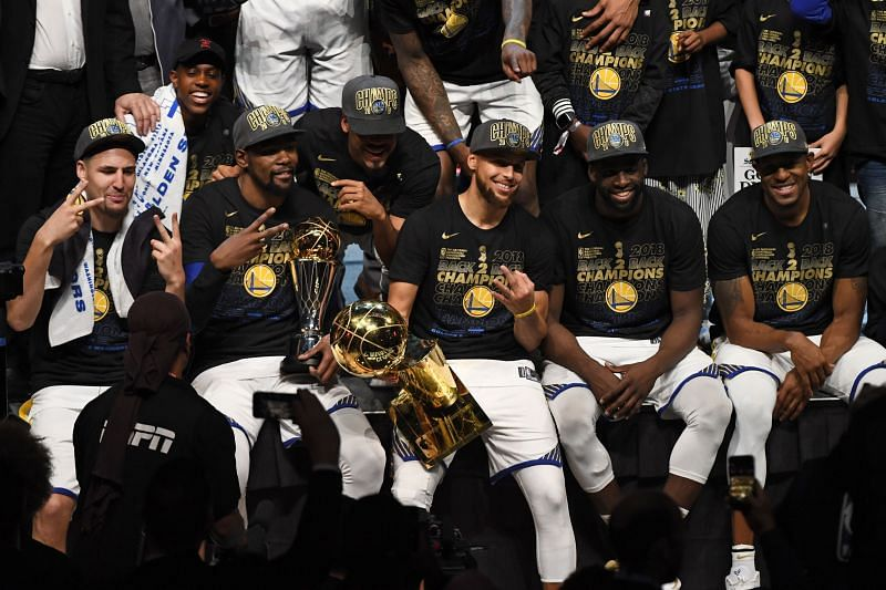 Golden State Warriors 2018 Championship