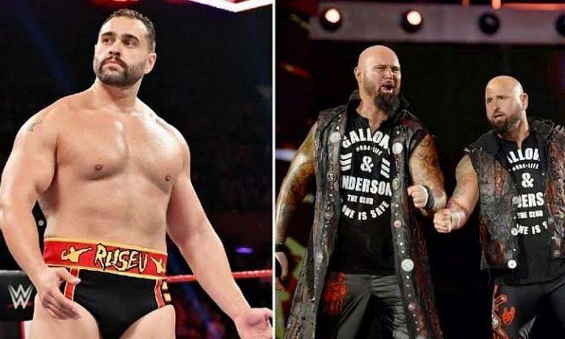 WWE released many Superstars in 2020.