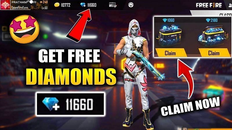 How to get free diamonds in Free Fire without top-up and hack? - Download How to get free diamonds in Free Fire without top-up and hack? for FREE - Free Cheats for Games