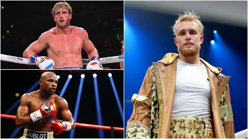 Jake Paul recently shared his thoughts on Logan Paul Vs Floyd Mayweather