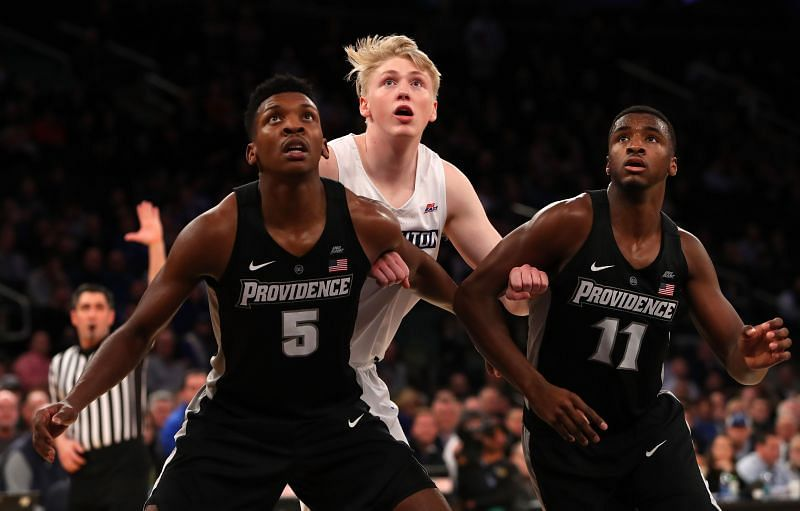 The Creighton Bluejays and the Providence Friars will face off this Saturday