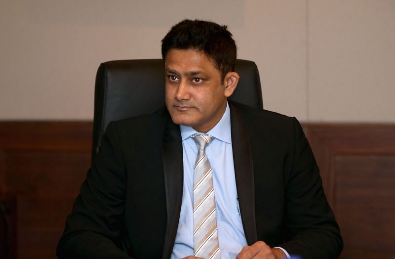 Kumble currently coaches KXIP in the IPL