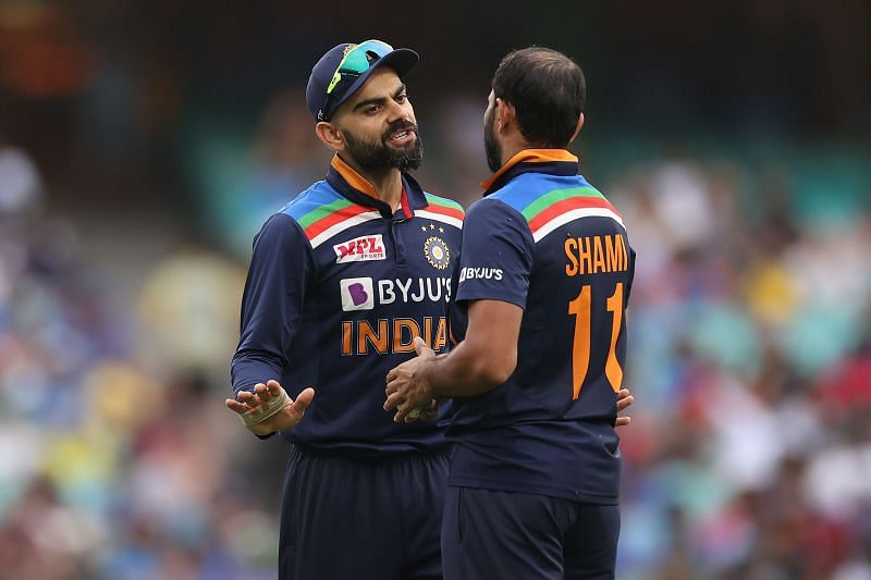 A lot rests on Mohammad Shami