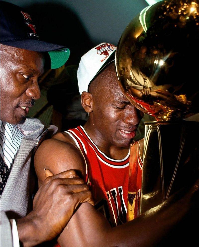 Michael Jordan Trophy