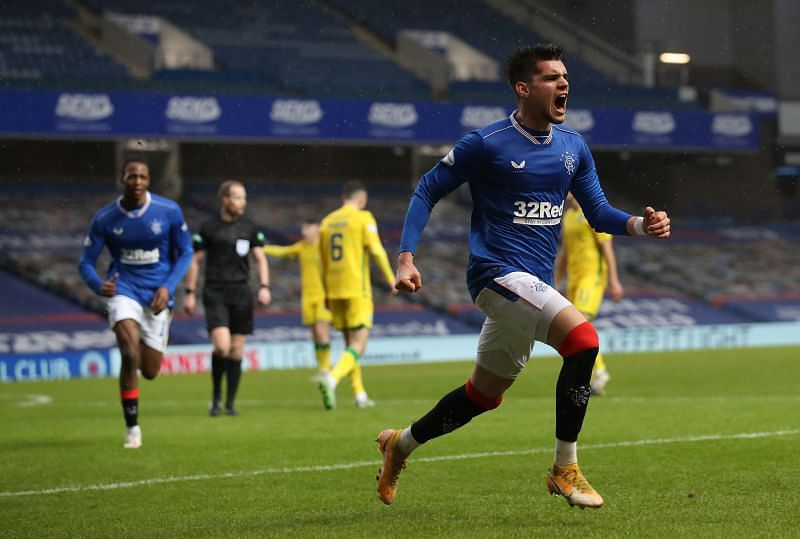 Rangers face Celtic in a highly-anticipated Scottish Premiership clash