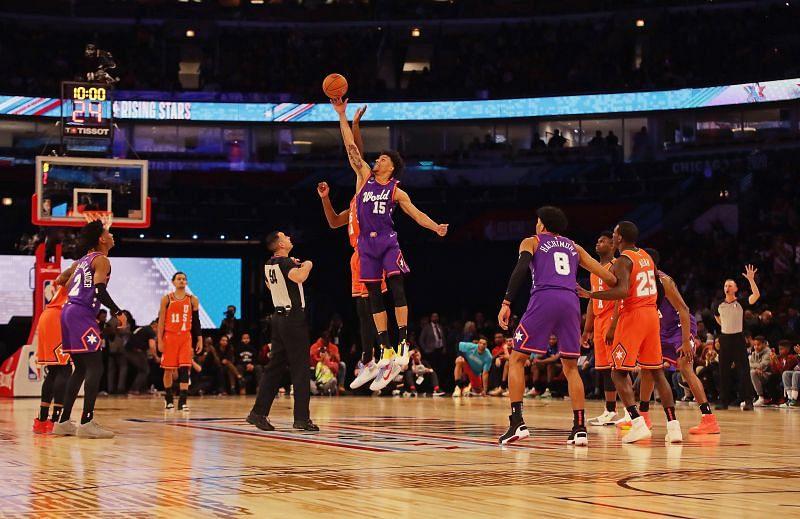 2020 NBA All-Star - Rising Stars Game