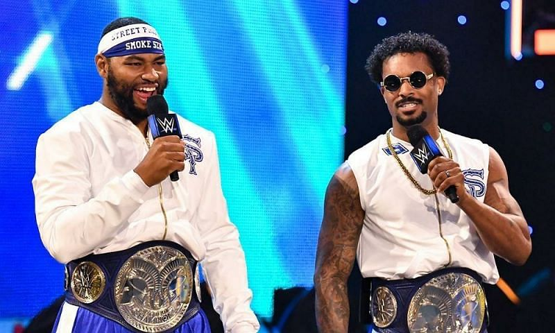 The Street Profits can become the face of WWE