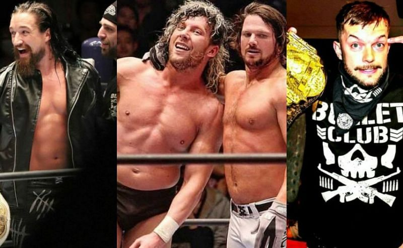 Jay White has a message for the former Bullet Club leaders