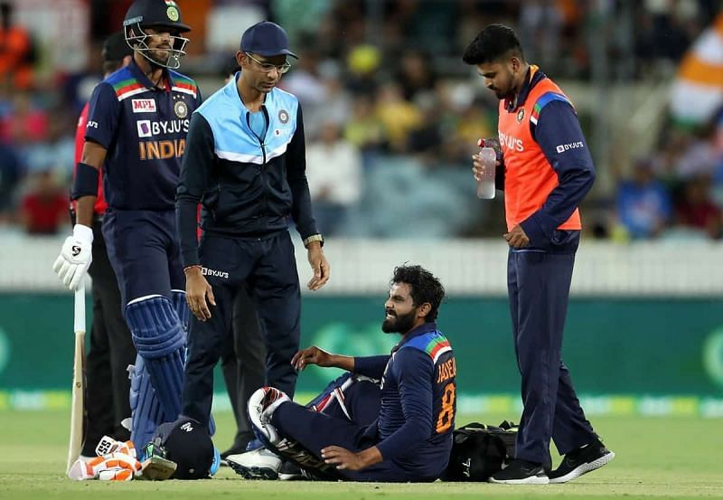 Moises Henriques was not fully convinced about Chahal replacing Jadeja as a concussion substitute