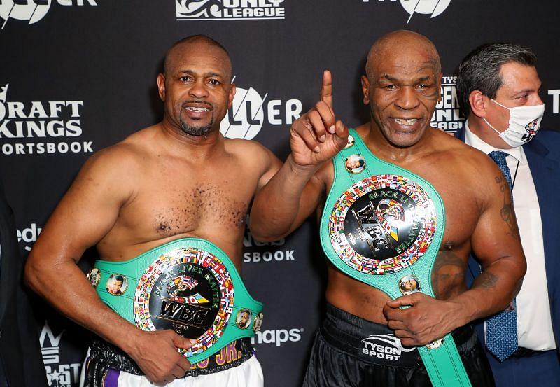 Triller Presents Mike Tyson vs. Roy Jones Jr.