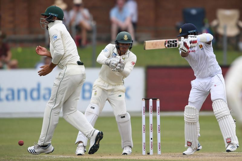 South Africa will battle Sri Lanka in the ICC World Test Championship next