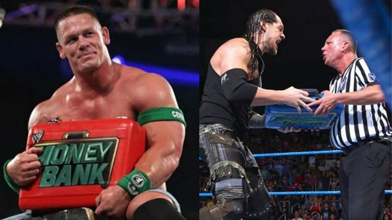 The WWE has only seen five failed cash-ins since the first MITB in 2005