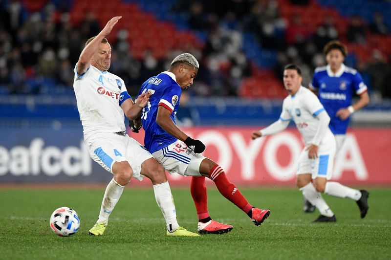Yokohama F. Marinos take on Sydney FC this week