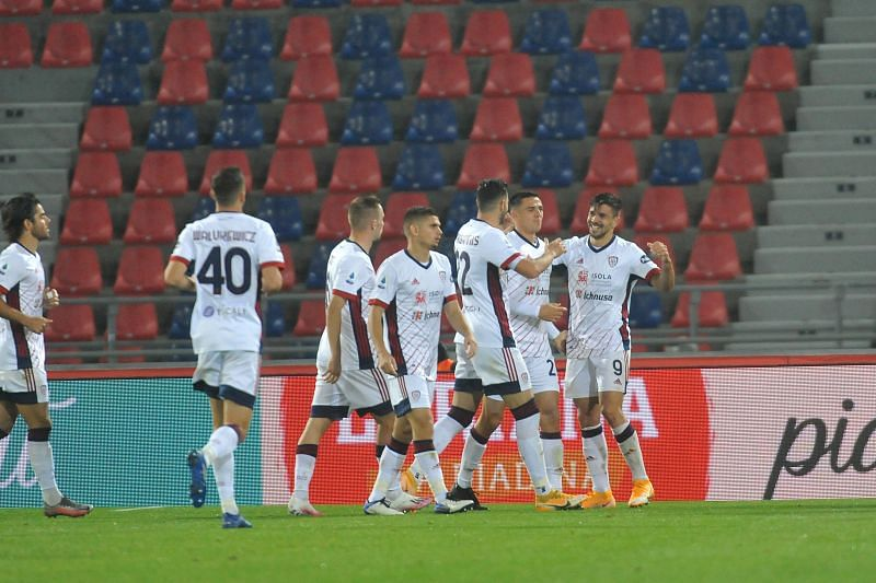 Cagliari take on Udinese in Serie A action this weekend
