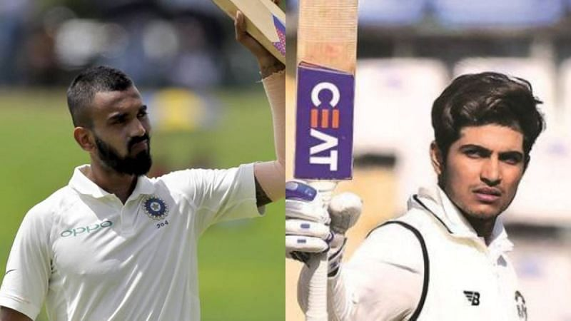 KL Rahul and Shubman Gill are likely to get a look into the Indian team for the Boxing Day Test.