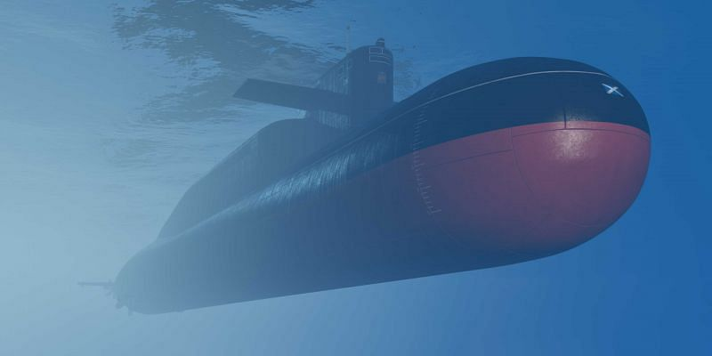 The Kosatka can be equipped with a Sonar Station in order to find treasure caches in GTA Online (Image via GTA wiki fandom)