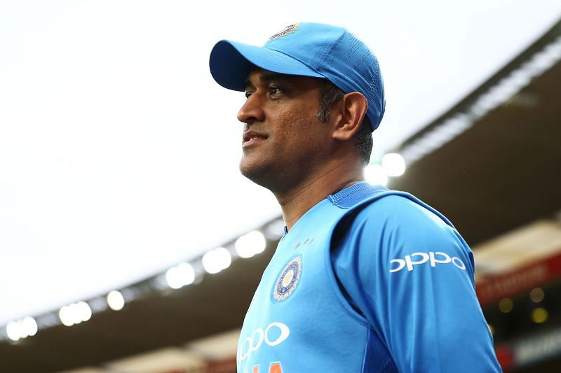 MS Dhoni has been named captain of the ICC T20I and ODI Teams of the Decade