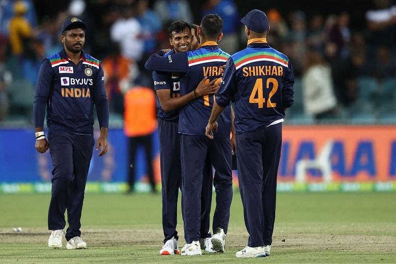 Australia v India - T20 Game 1