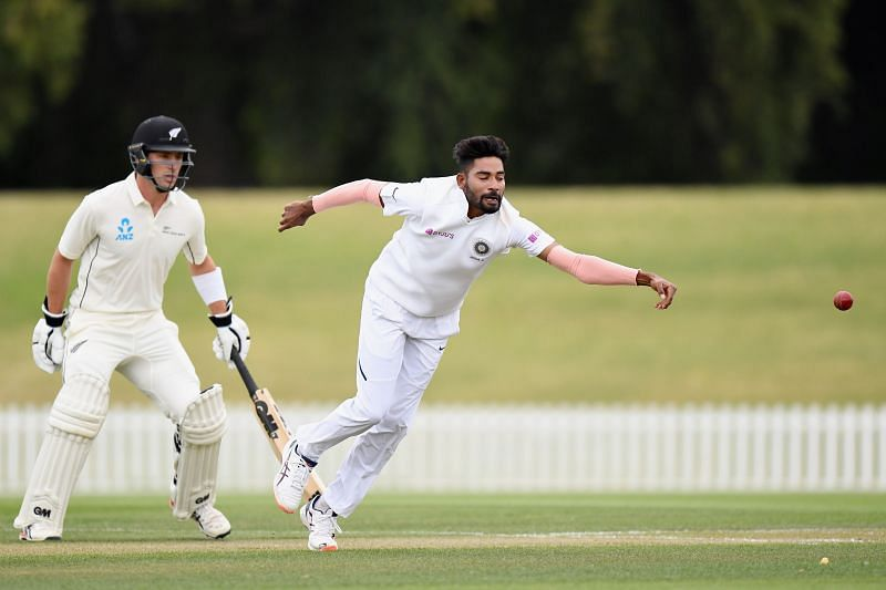 Mohammad Siraj is yet to play a Test for India.