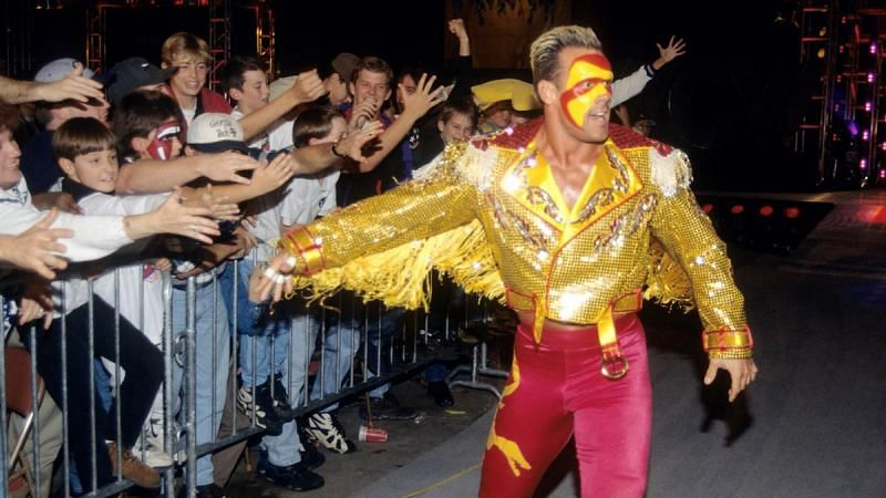 Sting wanted his Hollywood dreams (Pic Source: WWE)