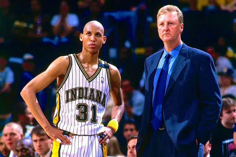Miller and Bird guided Indiana to their only NBA Finals appearance in 2000