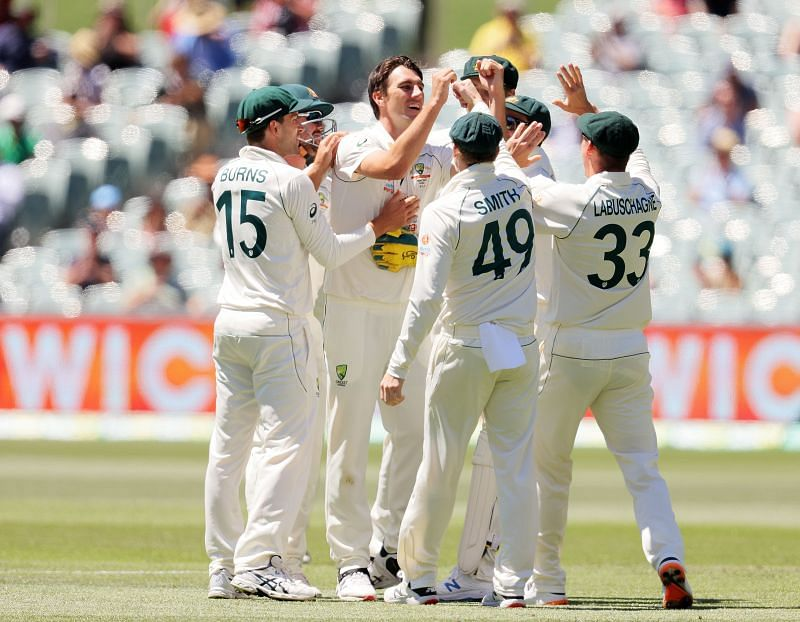 Australia dismissed India for just 36 in the first Test