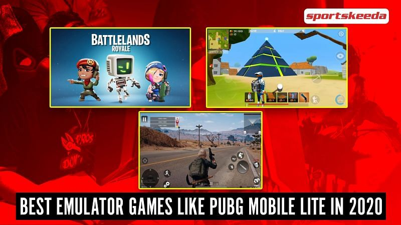 Emulator Android games like PUBG Mobile Lite for 2020