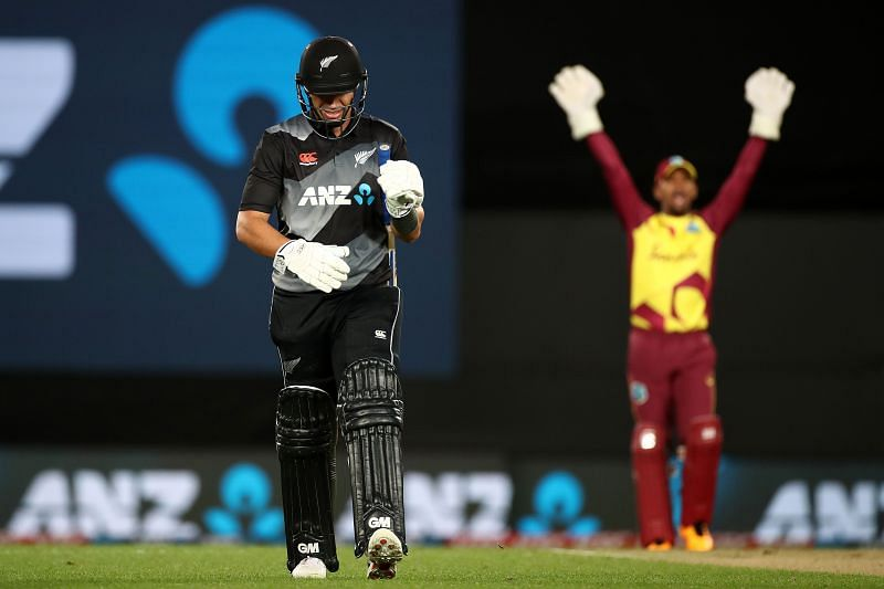 Ross Taylor couldn