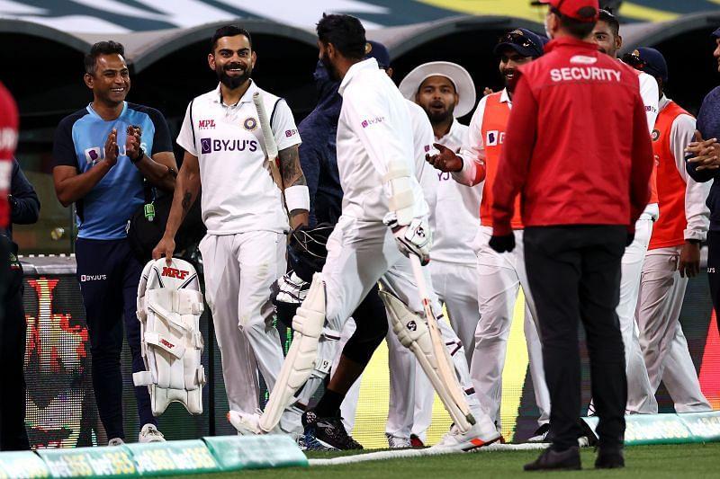 Jasprit Bumrah has amazed everyone with his batting skills on the Australian tour