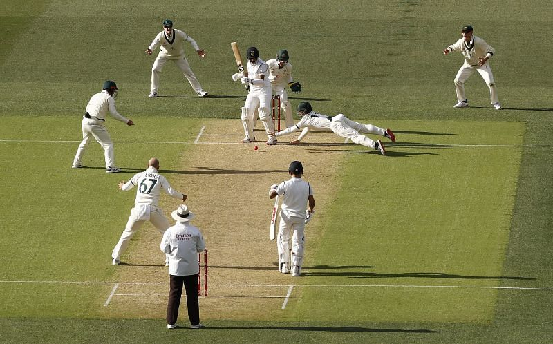 Aakash Chopra believes India should have batted more aggressively in the first two sessions