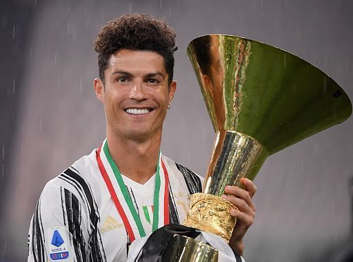 Cristiano Ronaldo helped Juventus win a ninth consecutive Scudetto this year.