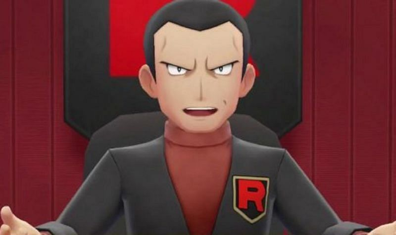 Giovanni is the final Team Rocket boss who players face after defeating the three members of Team Rocket in Pokemon Go (Image via Niantic)