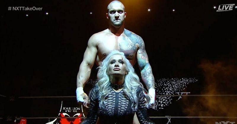 कैरियन क्रॉस और स्कार्लेट को रेड ब्रांड में भेजकर WWE RAW की रेटिंग वापस बढ़ाई जा सकती है