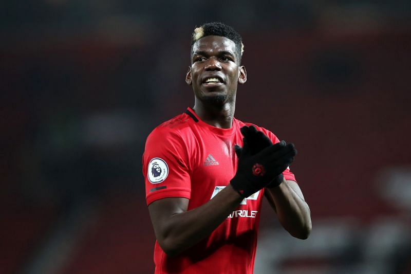 Paul Pogba is one of many Manchester United players whose futures seemingly lie away from Old Trafford.