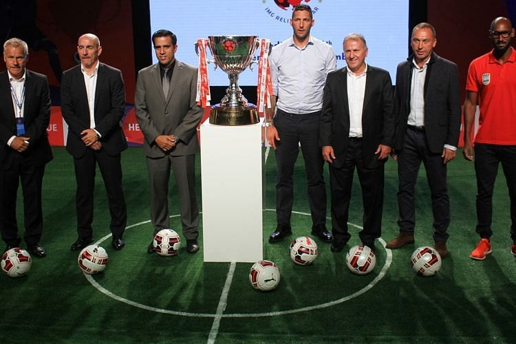 Past ISL Managers