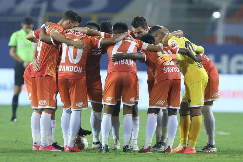 FC Goa need to pick themselves up and start winning games again. (Image: ISL)