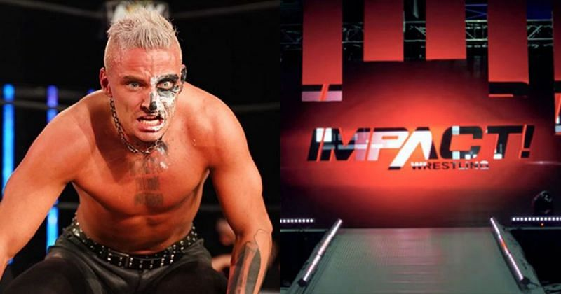Darby Allin has some history with an IMPACT Wrestling star.