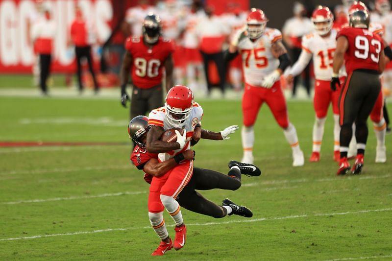 NFL: 5 takeaways from Chiefs' Week 12 win over the Buccaneers
