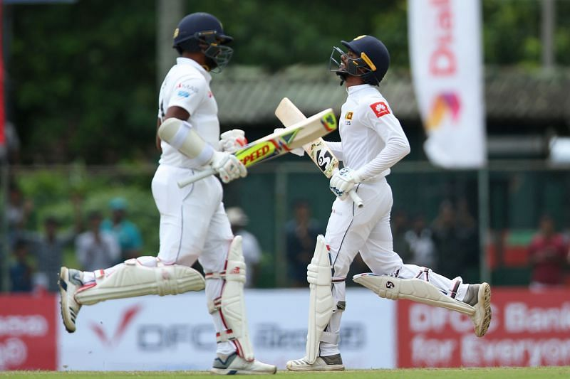 Sri Lanka v New Zealand - 2nd Test