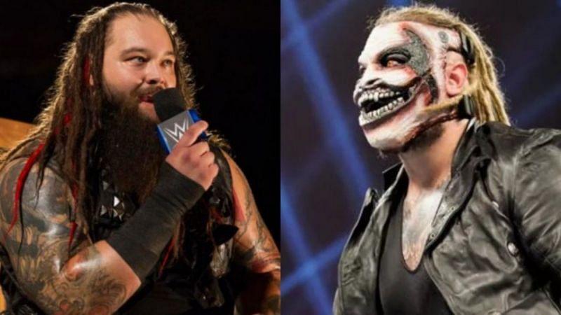 ब्रे वायट ने नए लुक और नए कैरेक्टर के साथ WWE में वापसी की थी