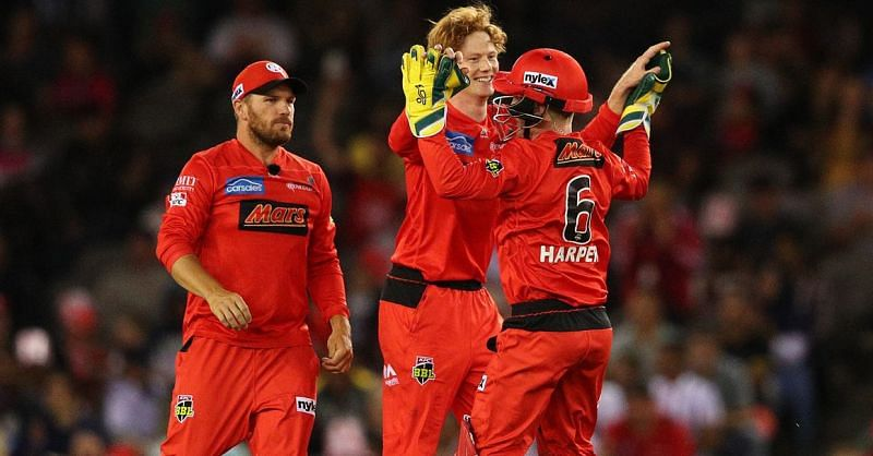 Melbourne Renegades will face the Sydney Sixers on Tuesday