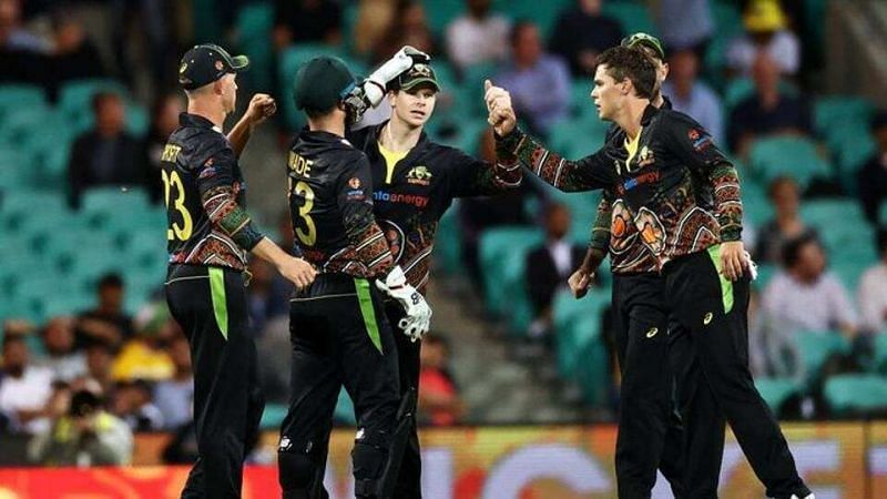 Mitchell Swepson ran through the Indians despite bowling far from his best.