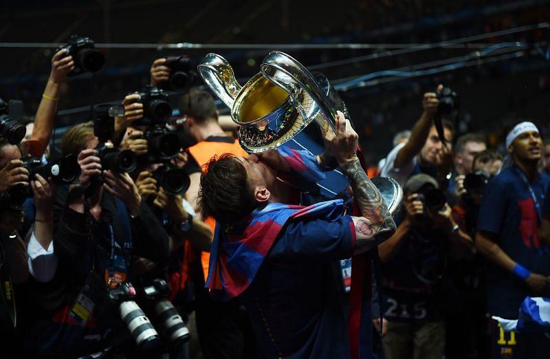 Juventus vs FC Barcelona - UEFA Champions League Final