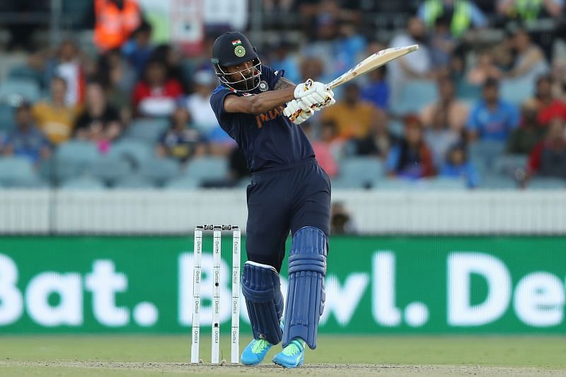 KL Rahul scored 51 runs off 40 deliveries in yesterday